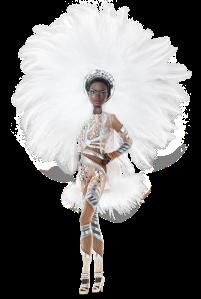 2012 Stephen Burrows Pazette™ Barbie® Doll