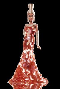 2013 tephen Burrows Alazne™ Barbie® Doll