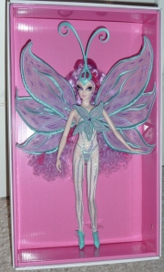 2014 Bob Mackie® Princess Stargazer™ Barbie® Doll inside