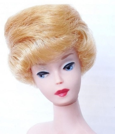 #850 no1 Bubble Cut Blonde
