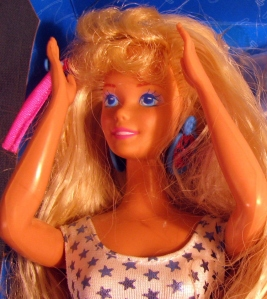 All Star Barbie