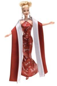 Barbie 2000 Collectors Edition flyer