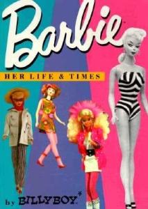 Billy Boy designer barbie book