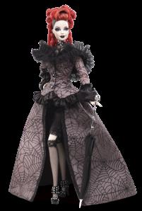 2013 La Reine de la Nuit™Barbie® Doll
