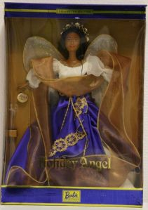 Holiday Angel Doll - Collector Edition 2000 AA nrfb