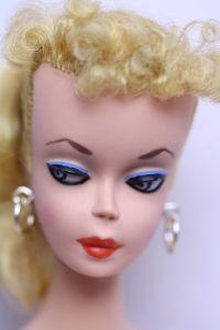 No.1 Barbie face