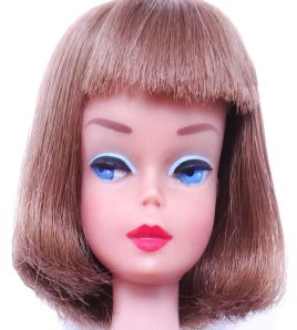 Nutmeg Long Hair High Color American Girl
