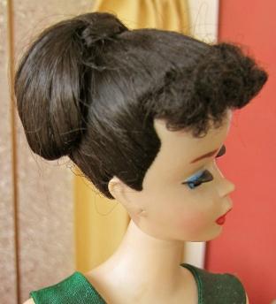 Rare hair styl Pony Tail