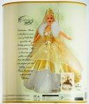 Special 2000 Edition 12 Inch Doll - Celebration Barbie - back
