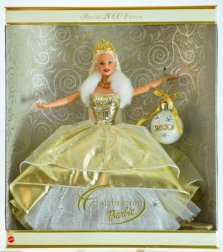 Special 2000 Edition 12 Inch Doll - Celebration Barbie