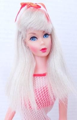 TWT Platinum Barbie