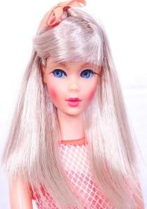 #1160 1966 MIB Barbie TNT Brunette Lt Brown (2)