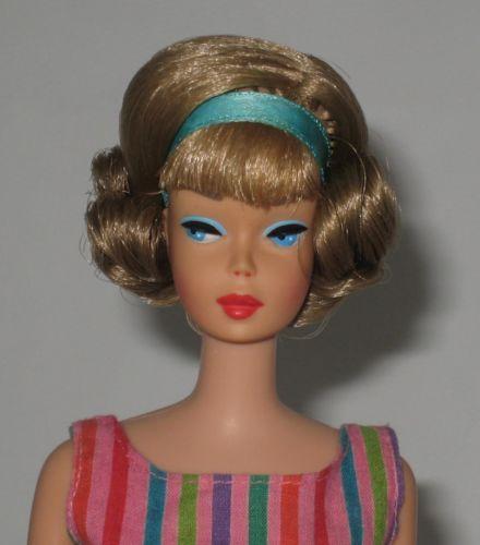1966 AM Side Part Ash /Silver Blonde Face