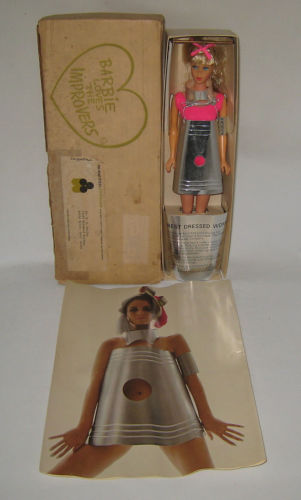 1968 Inland Steel Barbie Doll