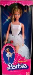 1983 Ballerina NRFB Variation box