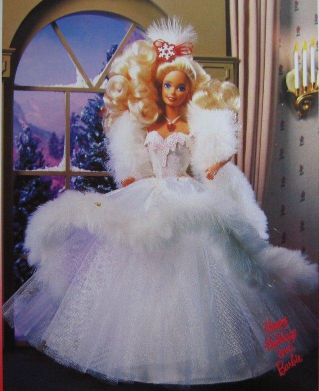 1989 Happy Holiday flyer