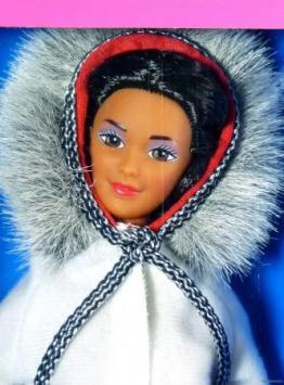 1990 Eskimo revised face