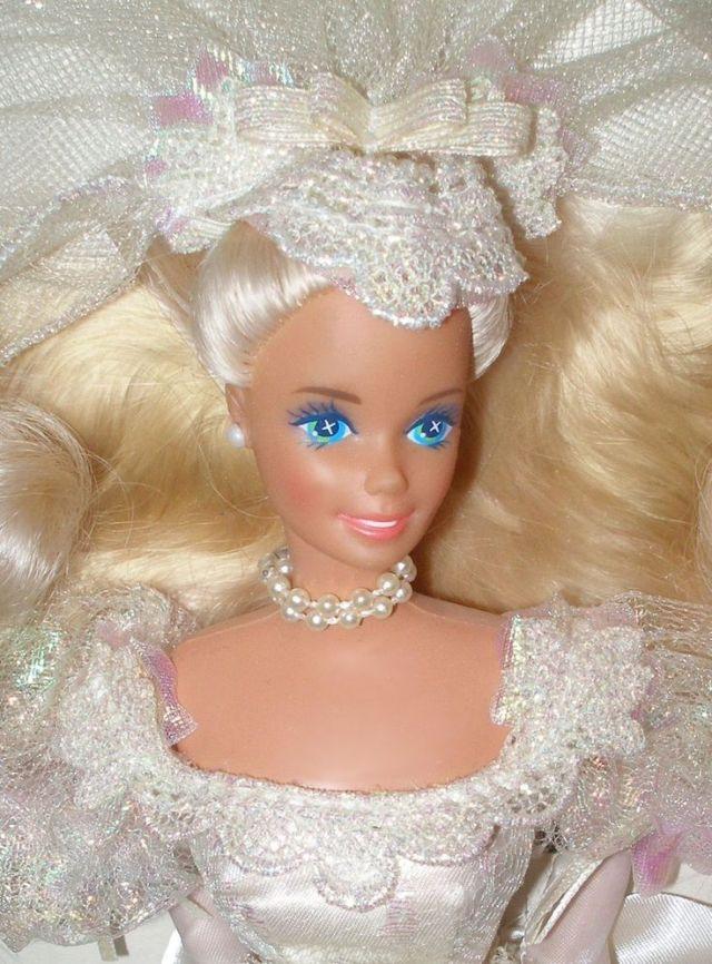 1991 Dream Bride face