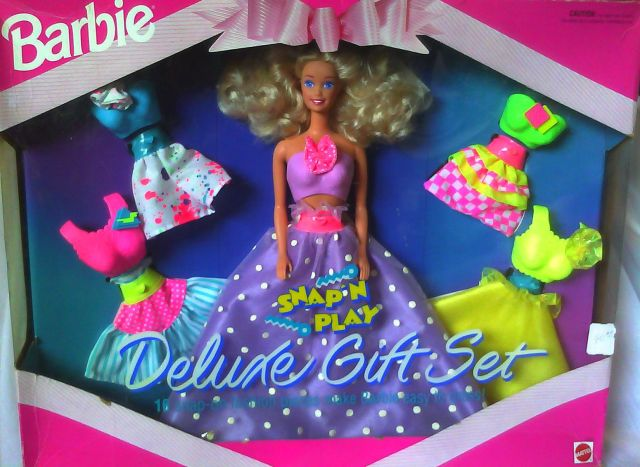 1991Snap N Play gift set