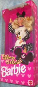 1992 Disney Weekend n