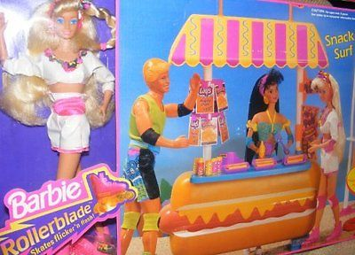 1992 Pace Club Rollerblade Snack & Surf gift set