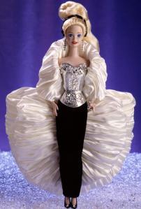 1993 Crystal Rhapsody® Barbie® Doll bl