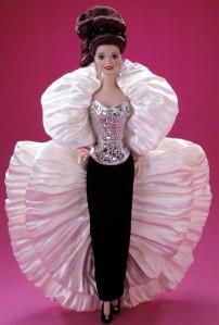 1993 Crystal Rhapsody® Barbie® Doll (Brunette)