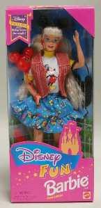 1993 Disney Fun europe