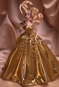 1993 Gold Sensation® Barbie® Doll