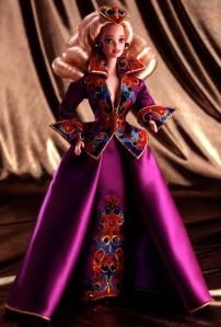 1993 Royal Splendor® Barbie® Doll