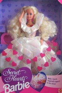 1993 Secret Hearts