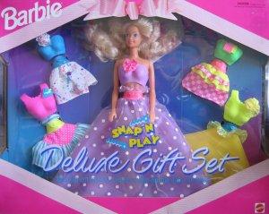 1993 Snap N Play gift set