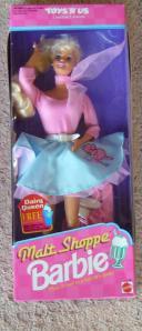 1993 Toys R Us Malt Shoppe