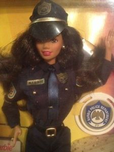 1993 Toys R Us Police Officer aa f