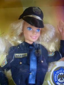 1993 Toys R Us Police Officer f