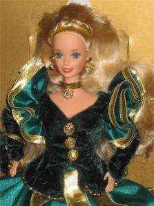 1994 Evergreen Princess blonde