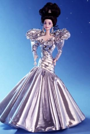 1994 Silver Starlight® Barbie® Doll