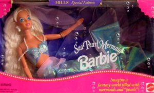 1995 Hill's Sea Pearl Mermaid