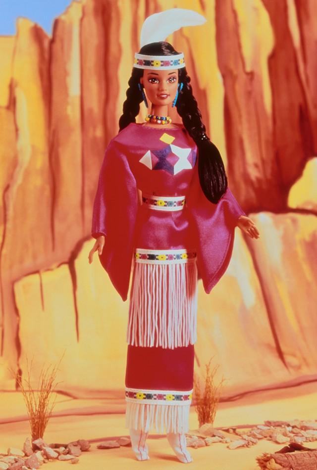 1995 Native American f