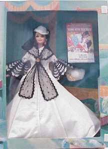 1995 Scarlett O'Hara in New Orleans dress nrfb