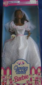 1995 Wal-Mart Country Bride aa