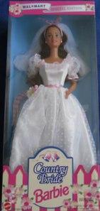 1995 Wal-Mart Country Bride h