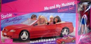 1996 BJ's Club Me & My Mustang