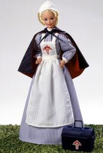 1996  Civil War Nurse flyer
