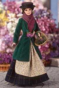 1996 My Fair Lady Flower Girl flyer