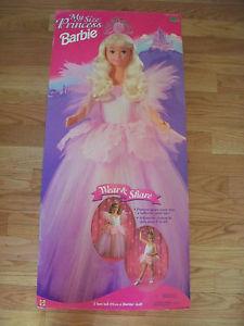 1996  My Size Princess Ballerina