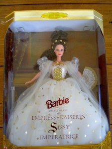 1997 Empress Sissy nrfb