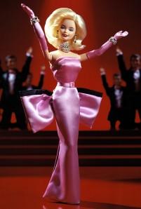 1997 Marilyn Monroe in Gentlemen Prefer Blondes pink
