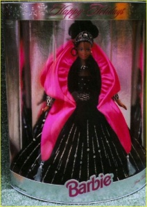 1998 Holiday Barbie AA