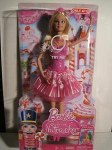 2014 Nutcracker Barbie Doll